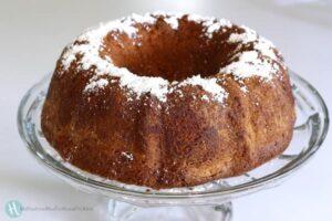 Gugelhupf Cake 2