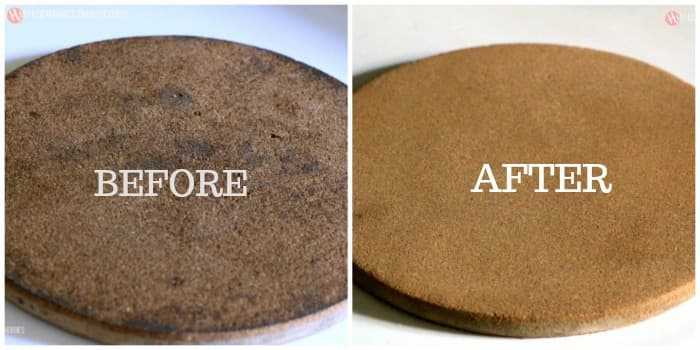 How To Clean Cork Trivet