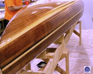 DIY Strip Canoe