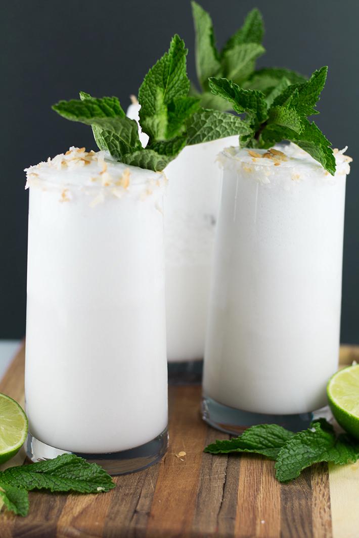 Frozen Coconut Moonshine